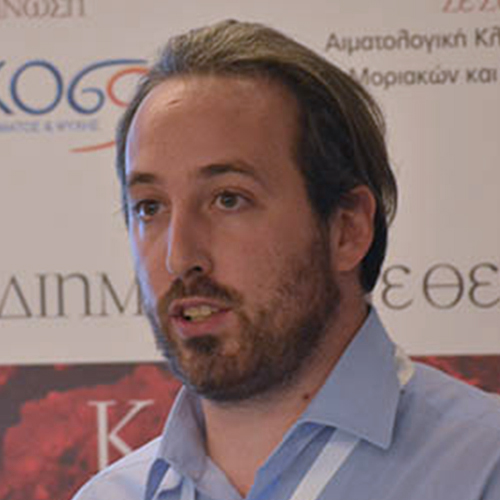 Andreas Giannopoulos, MSc, PhD